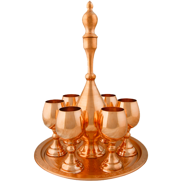 Decanter-and-Goblet