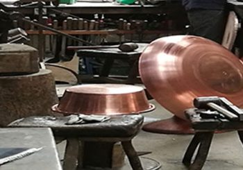 How to Make Copper Utensils